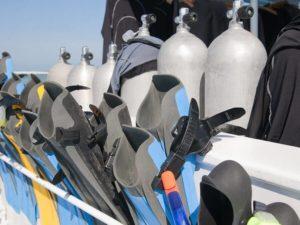Noleggio diving