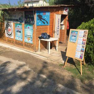diving center taranto