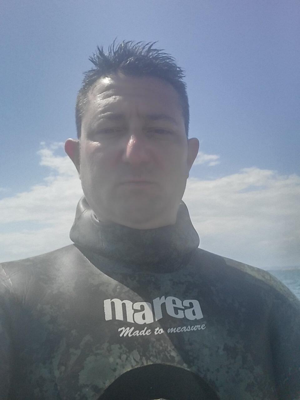 Diego Ivan Monteleone Freediving Apnea